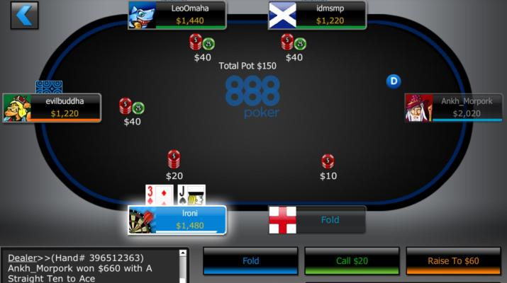 Upgrades, New Look and Feel Coming for 888 Poker Platform
