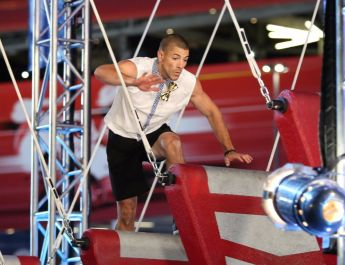 Tony Miles Training for American Ninja Warrior to Win Prop Bet with Shaun Deeb