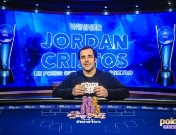 Humble Jordan Cristos Wins Fast-Paced $10K PLO Final Table at US Poker Open