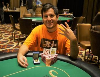 Nicholas Verderamo Wins Horseshoe Baltimore High Roller for $34,730