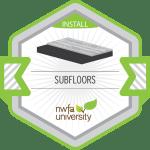 Subfloors
