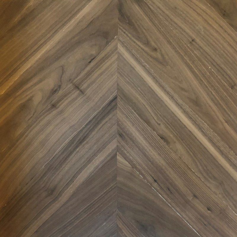American Walnut Chevron