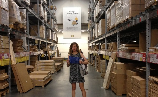 The Epic Journey To New York City Ikea New York Cliché