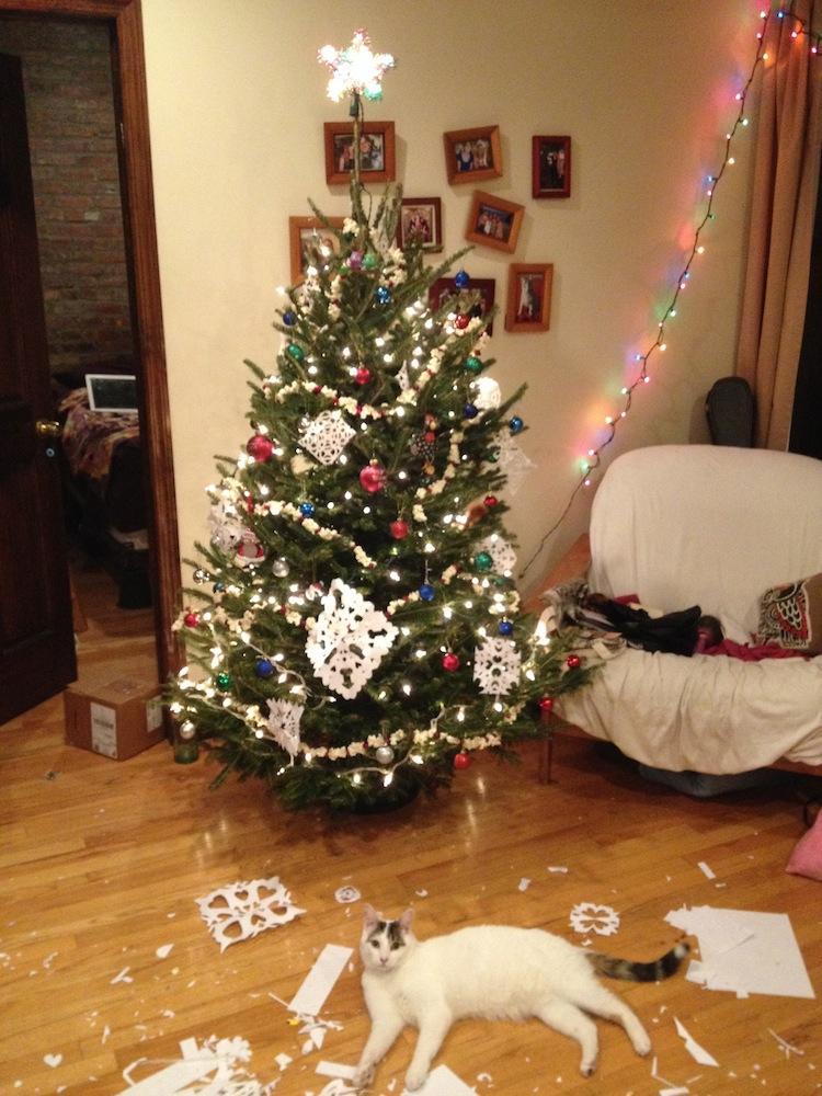pip tree christmas
