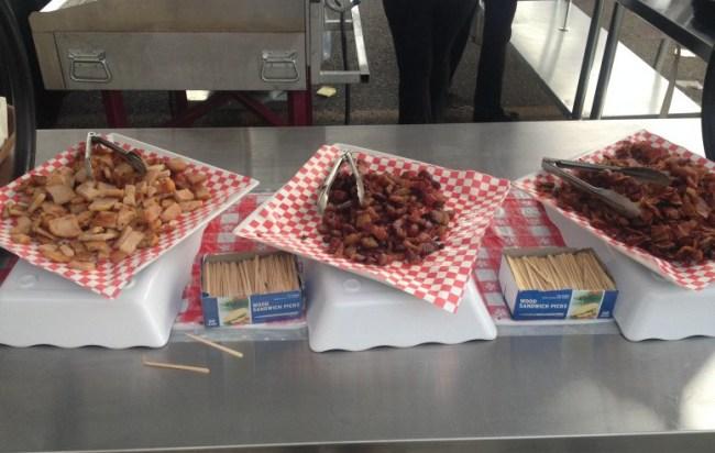 great bacon picnic bar