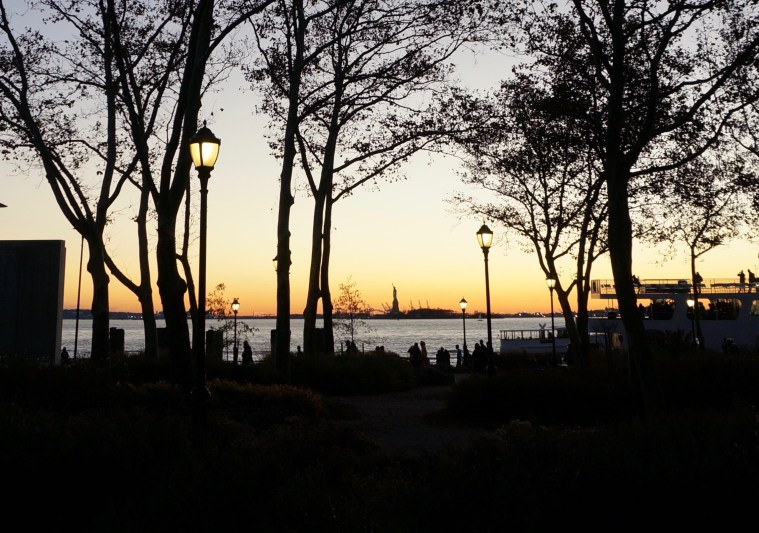 sunset-battery-park