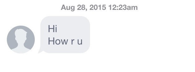 funny first email online dating examples