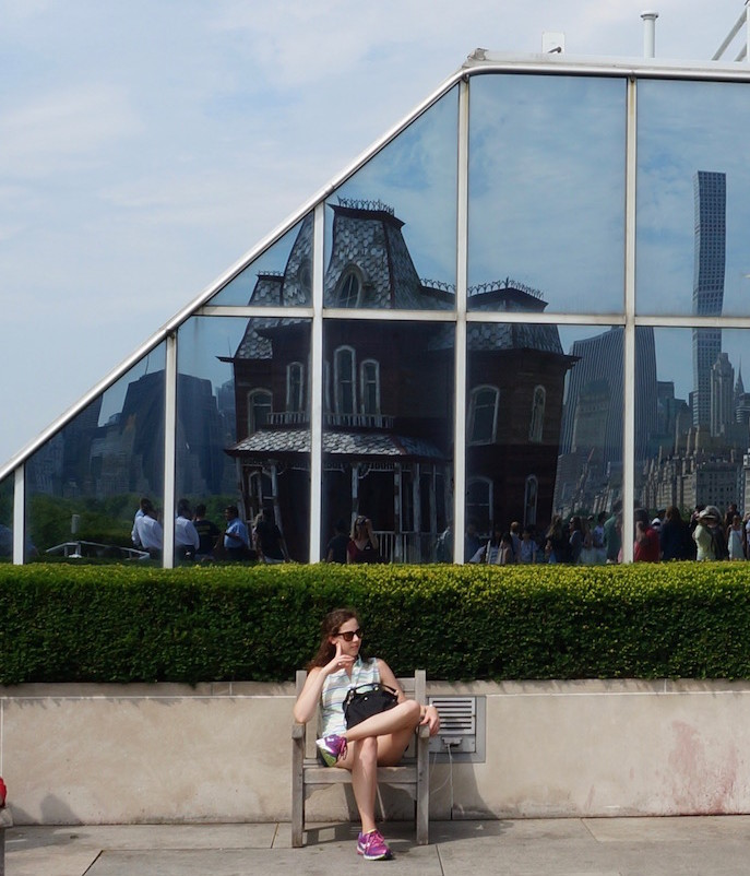met rooftop transitional object psychobarn