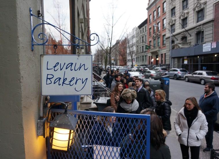 levain bakery nyc wait