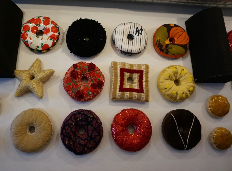 doughnut plant chelsea wall art