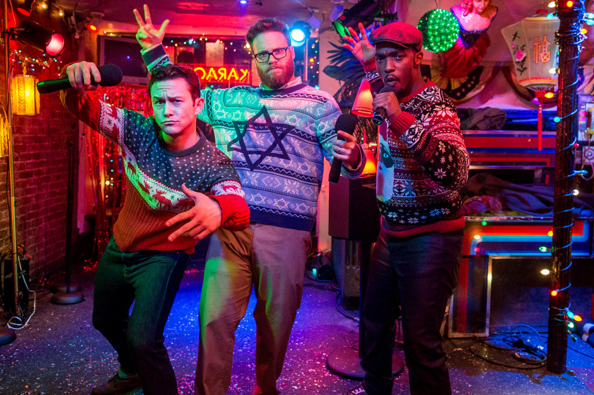 """""""the Night Before"""" And Seth Rogen's Ethical Comedy  The New Yorker"""