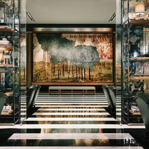 Rosewood London Lobby