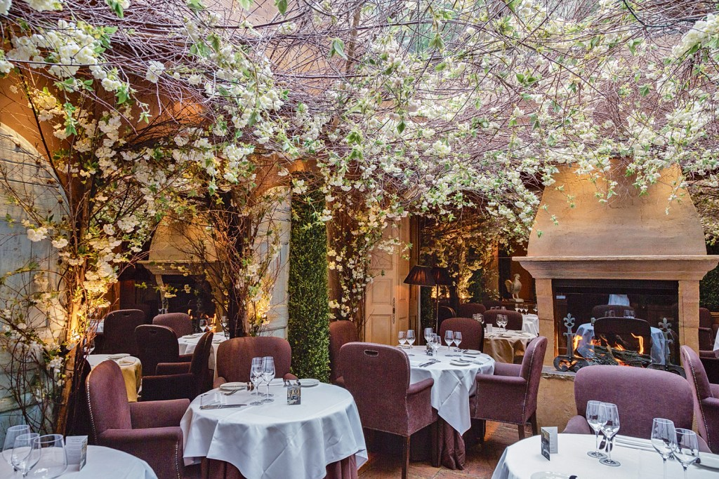 romantic restaurants london