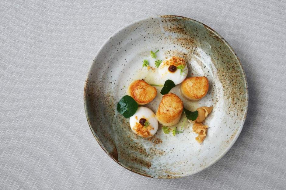 romantic restaurants london