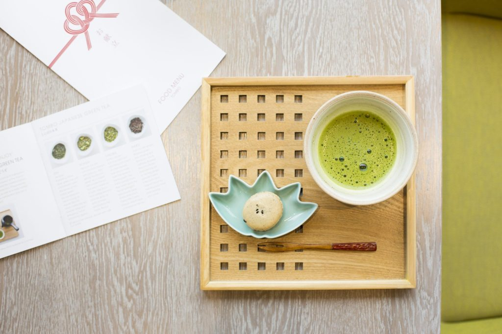 tombo cafe matcha london