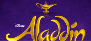 Aladdin The Musical Logo