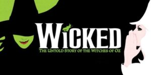 Wicked broadway logo