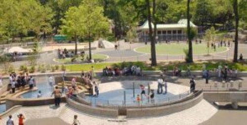 Heckscher Playground Central Park