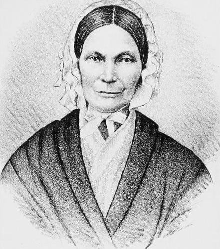 Mrs. Harriet Cooper