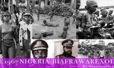 Nigerian-Biafra-war