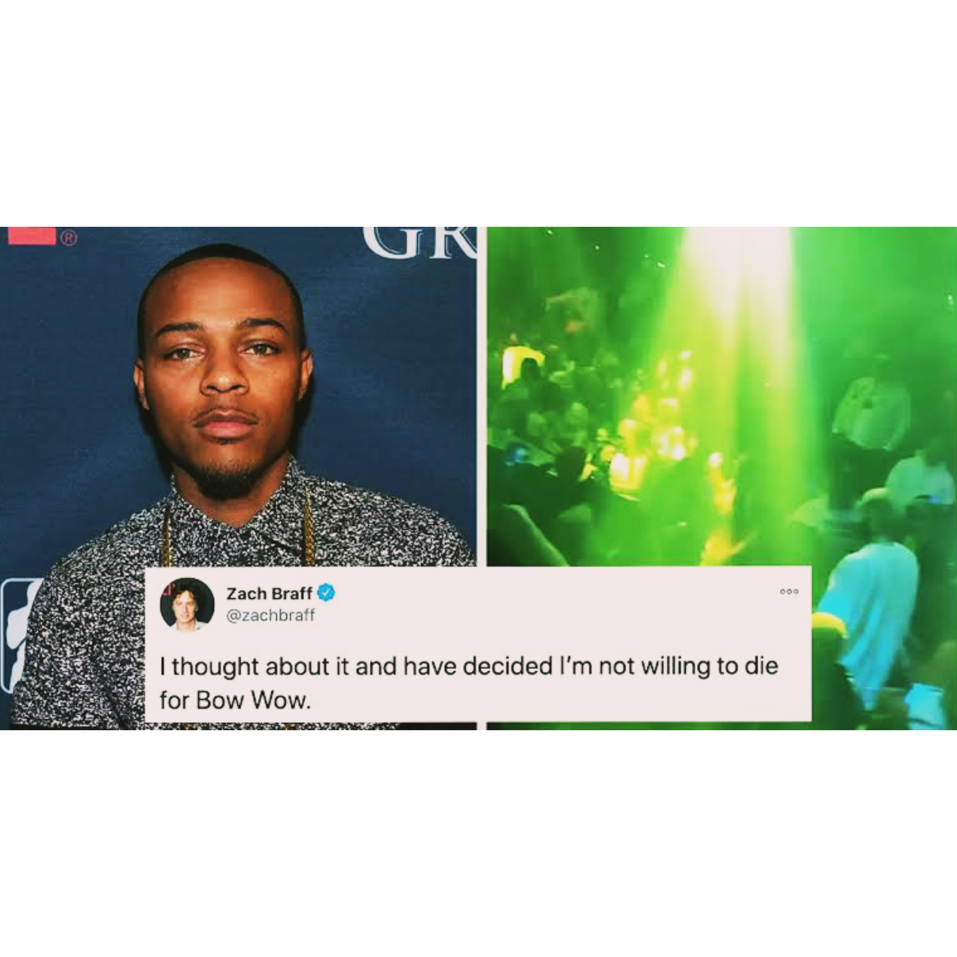 Bow Wow Encourages Coronavirus Infections – Social Media Users