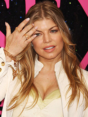 Nail Inspiration, Part III: Fergie (5/6)
