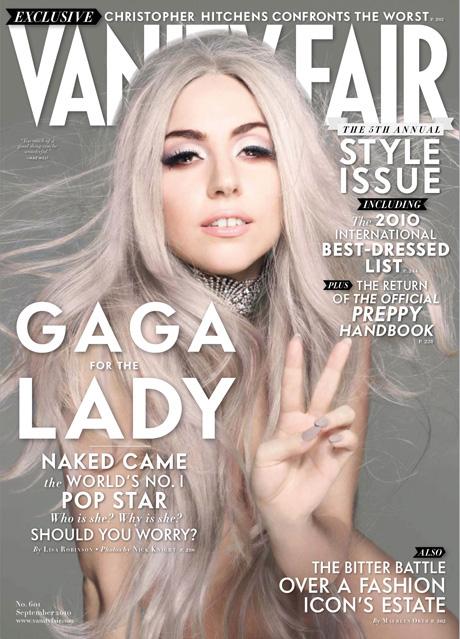 Nail Inspiration, Part 2: Lady Gaga (6/6)