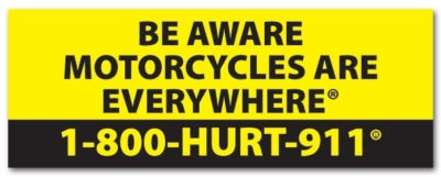 Motorcycle Helmet Sticker
