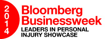 Bloomberg Leading Personal Injury Attorneys Showcase logo