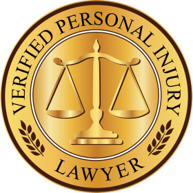 Verified Personal Injury Lawyer™ logo