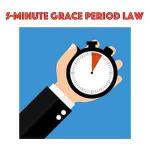 5-minute grace period bill vetoed by Mayor Bloomberg