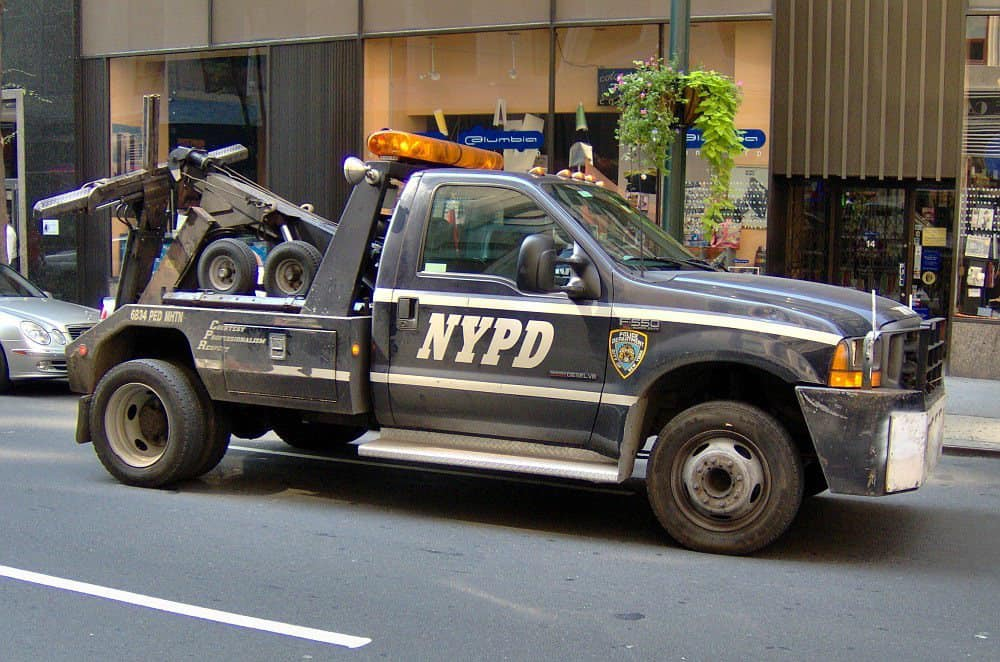 Nyc Traffic Ticket >> What happens when your car is towed in NYC?