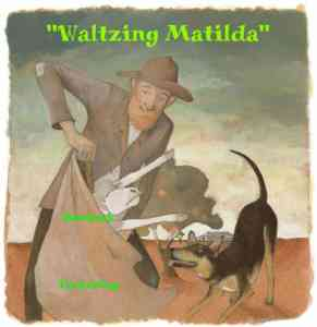 The Wacky World of Parking Tickets and Waltzing Matilda