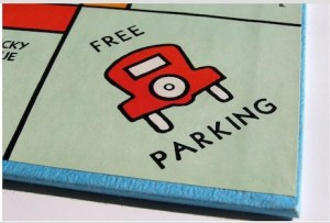 free on-street parking spaces in NYC