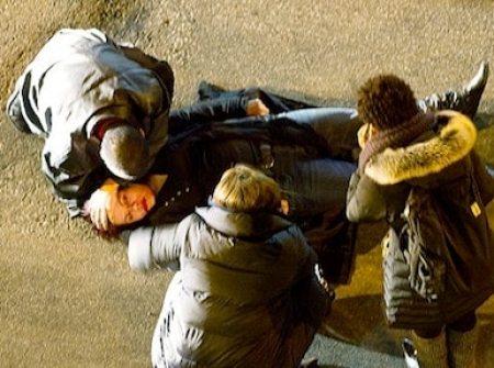 Rosa Fuller on unconscious after parking assault