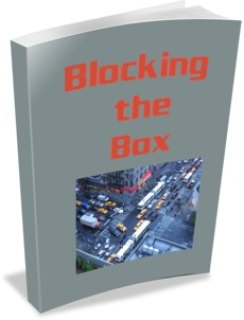 """This image is the ecover for Ebook entitle, """"Blocking the Box"""""""