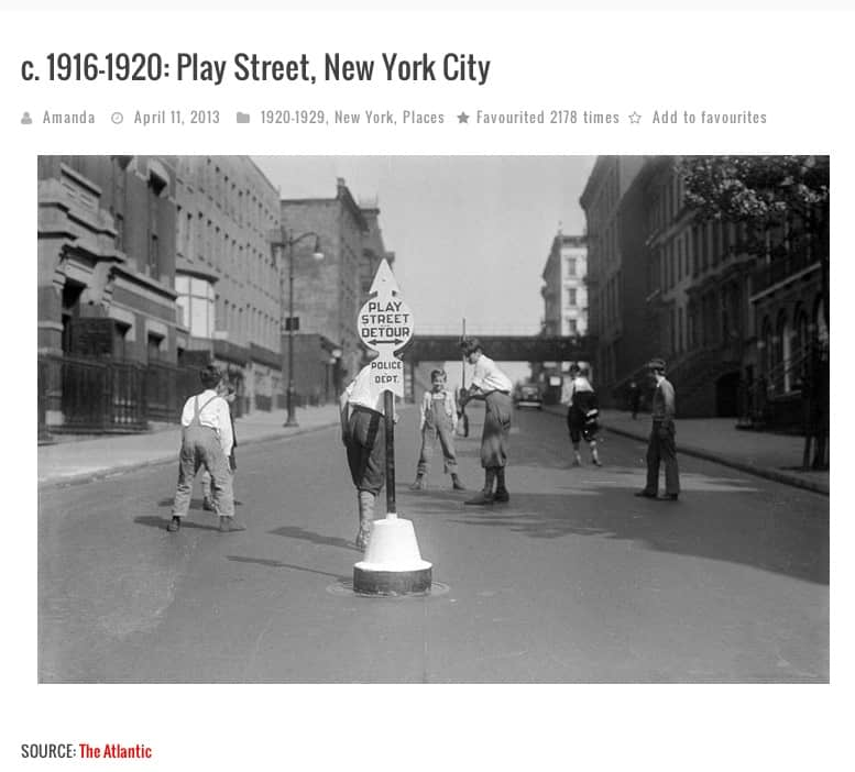 how to beat a play street nyc parking ticket. Black Bedroom Furniture Sets. Home Design Ideas
