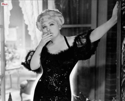 NYC parking ticket quotation from  Mae West is in the blog post