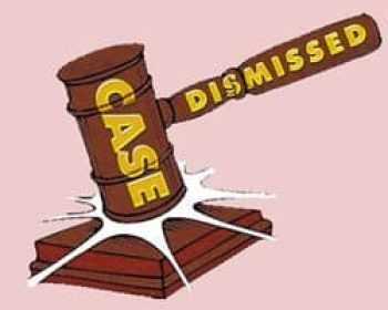 Parking ticket case dismissed