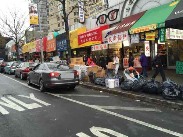 NYC parking ticket trap-safety zone