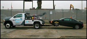 Tow from private property