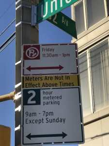 Alert: An NYC Muni-Meter Parking Ticket Ambush Story