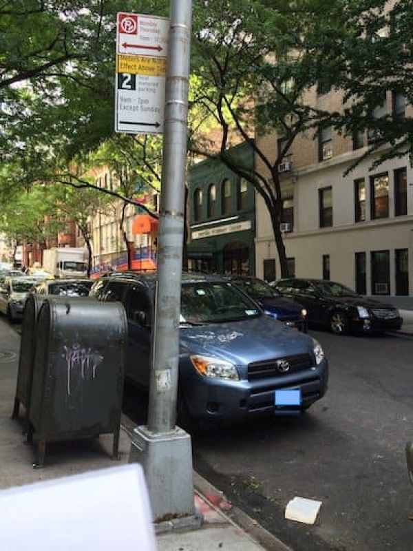 muni-meter parking ticket ambush