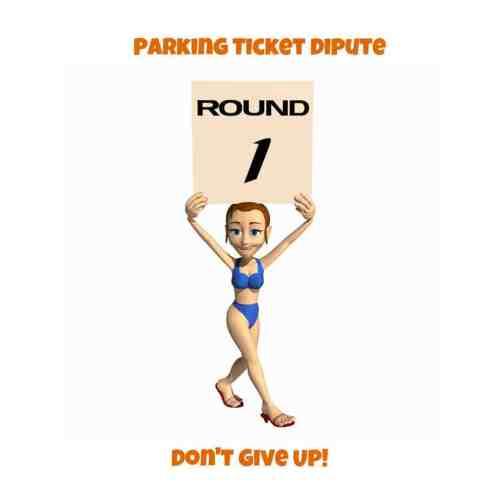 parking ticket dispute, appeal