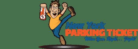 New York Parking Ticket logo