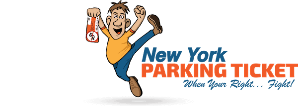 New York Parking Ticket logo