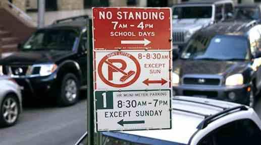 park school zone when school is in recess