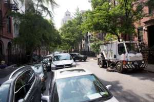 parking nightmares should be eliminated