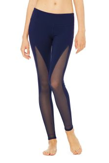 EQUALIZE - ALO - $96 Suit up and head out in the body-hugging Equalize Legging. Breathable mesh performance-enhancing nylon spandex make these ideal for the studio and the streets. They'll make your look count. www.aloyoga.com
