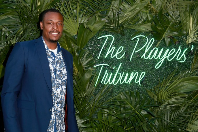 JULY 11: NBA player Paul Pierce attends The Players' Tribune Hosts Players' Night Out 2017 at The Beverly Hills Hotel on July 11, 2017 in Beverly Hills, California. (Photo by Leon Bennett/Getty Images for The Players' Tribune )